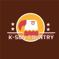 Logo of radio station K Sun Country