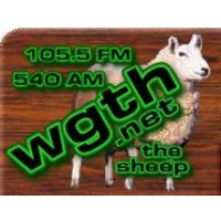 Logo de la radio WGTH - The Sheep 540 AM & 105.5 FM
