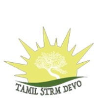 Logo of radio station Tamil Strm Devo