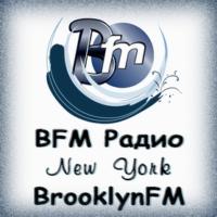 Logo of radio station BrooklynFM (BFM)
