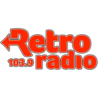 Logo of radio station Retro Rádió 103.9