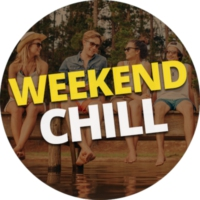 Logo of radio station Open FM - Weekend Chill