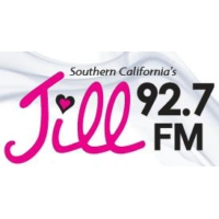 Logo of radio station 92.7 Jill FM