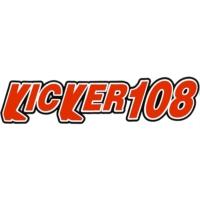 Logo of radio station WZKX Kicker 108