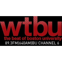 Logo of radio station WTBU