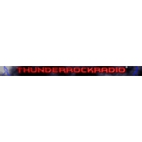 Logo of radio station Thunder Rock Radio