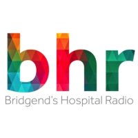 Logo of radio station Bridgend's Hospital Radio