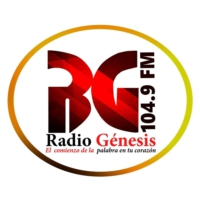 Logo of radio station Radio Genesis fm Jacal
