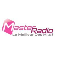 Logo of radio station Master Radio
