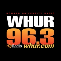 Logo of radio station WHUR 96.3