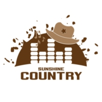 Logo de la radio Sunshine Country