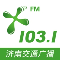 Logo of radio station 济南交通广播 - Jinan Traffic Radio 103.1