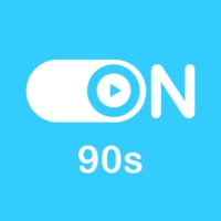 "Logo de la radio ""ON 90s"""