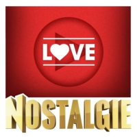 Logo of radio station Nostalgie Love
