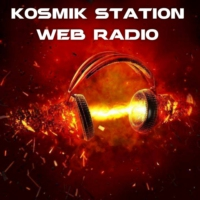 Logo of radio station Kosmik Station