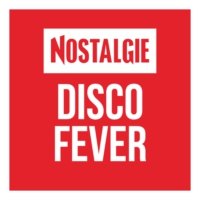 Logo of radio station Nostalgie Disco Fever