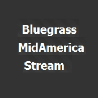 Logo of radio station Bluegrass MidAmerica Stream