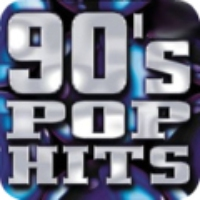 Logo de la radio 1Club.fm - 90's Pop Hits