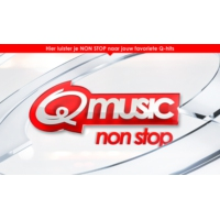 Logo of radio station Q-Music Non Stop