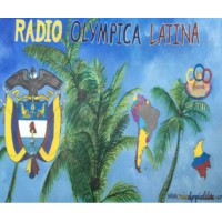 Logo of radio station Radio Olympica Latina