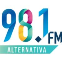 Logo of radio station XHNM Alternativa 98.1 FM