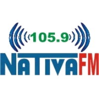 Logo of radio station Radio Nativa