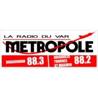 Logo of radio station Métropole Radio
