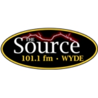 Logo of radio station WYDE The Source 101.1
