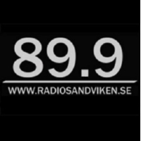 Logo of radio station Radio Sandviken