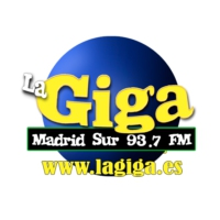 Logo of radio station La GigaRadio Medea