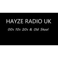 Logo of radio station hayze radio uk