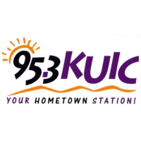Logo of radio station KUIC 95.3