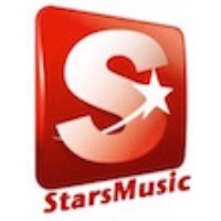 Logo of radio station STARSMUSIC