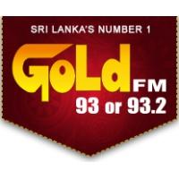 Logo de la radio Gold FM Sri Lanka