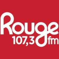 Logo of radio station Rouge 107.3 FM