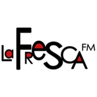 Logo of radio station La Fresca