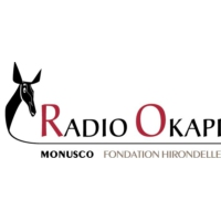 Logo of radio station Radio Okapi