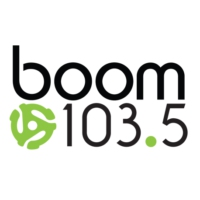 Logo of radio station CILB-FM boom 103.5