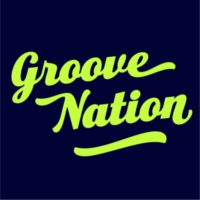 Logo of radio station Groove Nation