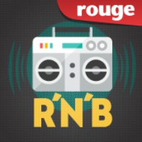 Logo of radio station Rouge FM RnB