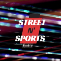 Logo of radio station Street N' Sports Radio