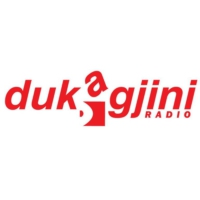 Logo of radio station Dukagjini Hit Radio