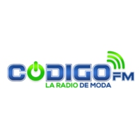 Logo of radio station Código FM Valencia