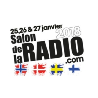 Logo of radio station La Radio des pros de la radio