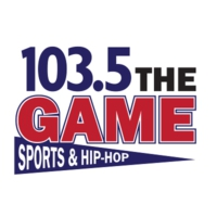 Logo de la radio KGA-AM 103.5 The Game