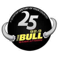 Logo de la radio CKBL-FM 92.9 The Bull