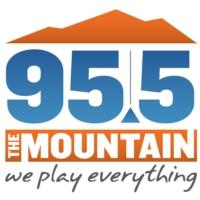 Logo of radio station KYOT-FM 95.5 The Mountain