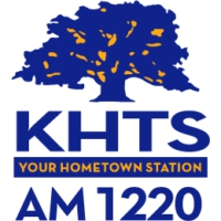 Logo of radio station KHTS Home Town Station 1220