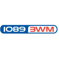 Logo of radio station 3WM Horsham 1090