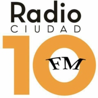 Logo of radio station FM 10 Bolívar
